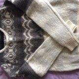 Тёплый свитер новый. Фото 2. Москва.