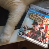 Bioshock infinite для ps3. Фото 1.