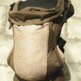 Эргономический рюкзак, слинг. Фото 3.