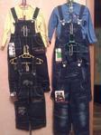 Джинсовая одежда для девочек и мальчиков. Фото 3.