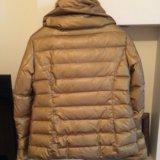 Женская куртка-пуховик. Фото 2.