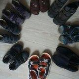 Обувь пакетом. Фото 1. Москва.