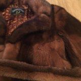 Норковая шуба. Фото 2. Саратов.