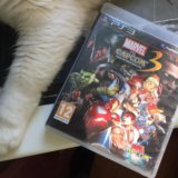 Marvel vs. capcom 3: fate of two worlds ps3. Фото 1.