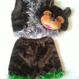 Новогодний костюм медвежонка. Фото 1.