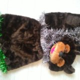 Новогодний костюм медвежонка. Фото 3.