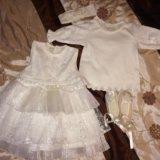 Платье детское. Фото 4.