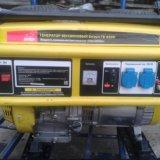 Генератор бензиновый. гб-6500.. Фото 1.
