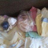 Детская одежда пакетом от 3 до 9 месяцев. Фото 1. Чехов.