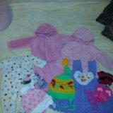 Одежда детская пакетом. Фото 1.