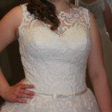 Свадебное платье. Фото 2. Долгопрудный.