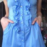 Блузка 👚 платье 👗. Фото 3.