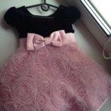 Шикарное платье из америки. Фото 1.