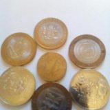 Монеты. Фото 1.