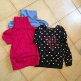 Куртка, кофточки на девочку 4-6 лет. Фото 3.