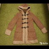 Стильное пальто демисезон. Фото 1.