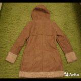 Стильное пальто демисезон. Фото 2.