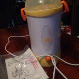 Электрический паровой стерилизатор. Фото 1.