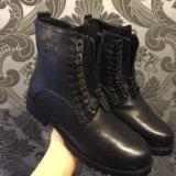 Зимние ботинки hermes в наличии. Фото 1.