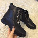 Зимние ботинки hermes в наличии. Фото 2.