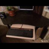 Компьютерный стол угловой. Фото 2.