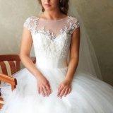 Свадебное платье oksana mukha. Фото 1.