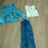Куртка зимняя. Фото 1. Новосибирск.