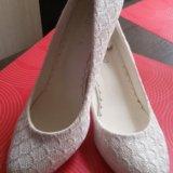 Свадебные туфли.. Фото 1. Санкт-Петербург.