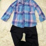 Рубашка и брюки. Фото 1.