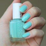 Лак для ногтей essie мятный (mint candy apple). Фото 1.