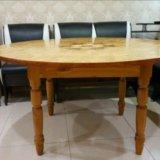 Стол деревянный. торг реальному покупателю . Фото 1.