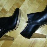 Туфли демисезонные. Фото 2.