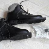 Ботинки лыжные р40. Фото 2.
