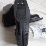 Ботинки лыжные р40. Фото 3.
