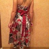 Легкое летнее платье. Фото 3.