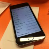 Iphone 5s 32gb space grey. Фото 1.