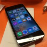Iphone 5s 32gb space grey. Фото 2.