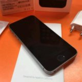 Iphone 5s 32gb space grey. Фото 3.