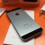 Iphone 5s 32gb space grey. Фото 4.