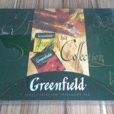 Подарочный набор чая greenfield. Фото 1.