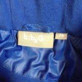 Куртка- бомбер детская весна/осень 74 р. Фото 3.