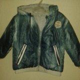 Куртка теплая 1,5-2г (86см). Фото 1.