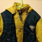 Куртка детская 104 р-р. Фото 1. Новосибирск.