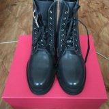 Новые кожаные ботинки george j love. Фото 2.