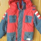 Куртка на теплую зиму. Фото 1. Тольятти.