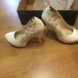 Новые кожаные туфли. Фото 3.