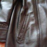 Пиджак женский кожар.50. Фото 1.
