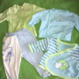 Одежда пакетом детская. Фото 1.