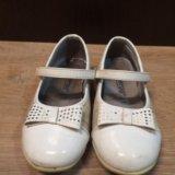 Туфли для девочки. Фото 1. Москва.