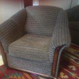Диван и кресло. Фото 1. Москва.